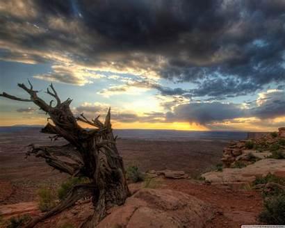 Overlook Canyonlands Wallpaperswide Standard
