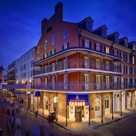 royal sonesta new orleans 300 bourbon street new orleans la hotels motels mapquest