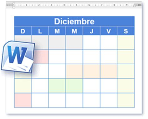 plantillas de calendario horario