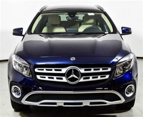 2018 mercedes gla 250 4matic review on the straight pipes. 2018 Mercedes-Benz GLA 250 4MATIC SUV | Lunar Blue ...