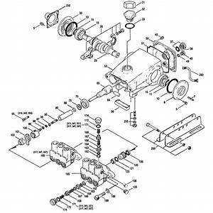 Cat Pumps 310  340  350 Pump Repair Parts