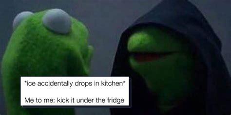 The Evil Kermit Meme Channels Your Darkest Desires