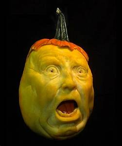 55  Epic Scary 3d Pumpkin Carving Face Ideas From Talented