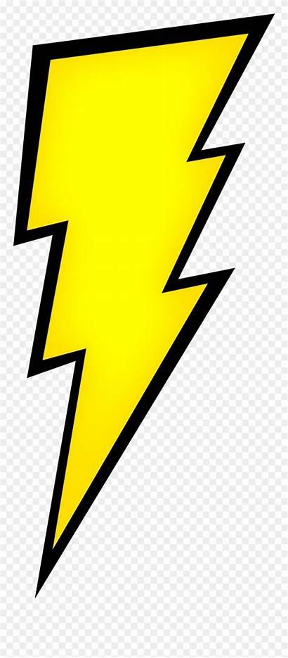 Lightning Zeus Clipart Bolt Clip Cloud Pinclipart