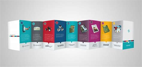 Template Folding Brochure Design Style Material 29 Best Images About Folded Brochure Design On