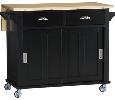black kitchen island cart belmont black kitchen island traditional kitchen islands and kitchen carts by crate barrel