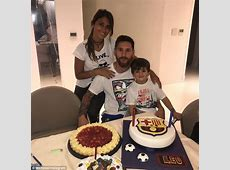 Lionel Messi celebrates birthday with his family Daily