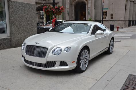 used bentley 2014 bentley continental gt speed used bentley used