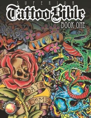 tattoo bible book   superior tattoo reviews