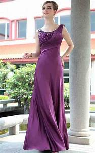 long purple dress for wedding wedding and bridal inspiration With long purple dresses for weddings