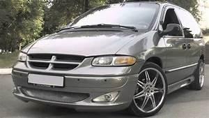 Dodge Caravan tuning - YouTube