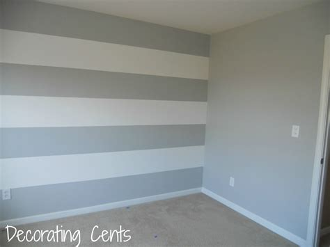 painting  striped wall