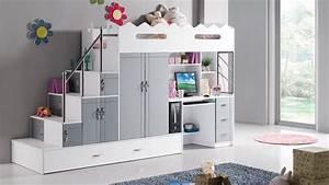 Aménagement Petite Chambre Ado : armoire petite chambre affordable gallery of tourdissant ~ Teatrodelosmanantiales.com Idées de Décoration