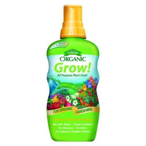 grow ls home depot espoma grow 24 oz liquid plant food 100523831 the home