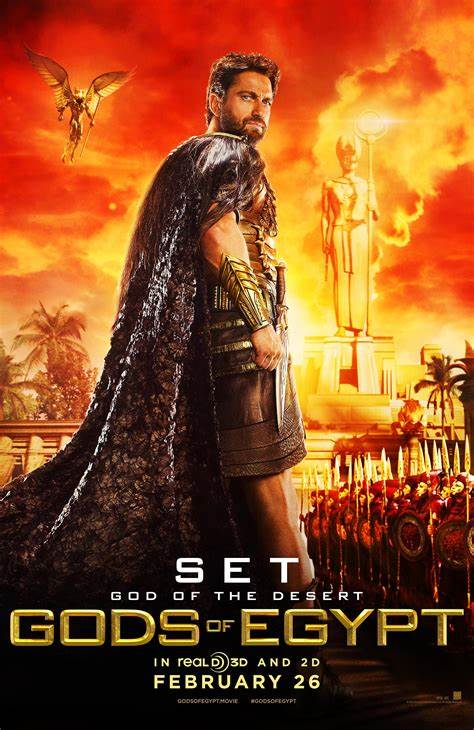 Gods of Egypt Movie Review - Cheesy, Funny and Dumb