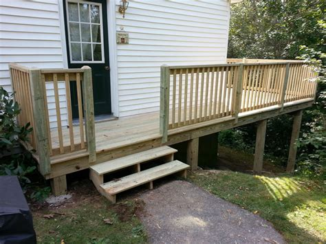 Decks And Porches Pictures Photo Gallery by Decks Porches Photo Gallery Wood Decks In Maine