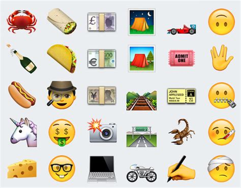 how to get more emojis on iphone 4 apple emoji list emojis for iphone and macos