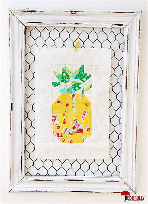 shabby fabrics pineapple top 28 shabby fabrics pineapple buttons quilts pineapple block tutorial from one shabby