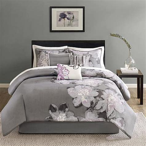madison park serena comforter set 10070340 hsn