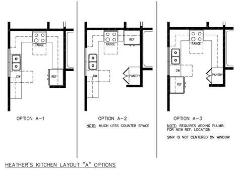 kitchen floor plans with islands u shaped kitchen floor plans