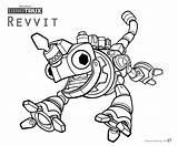 Dinotrux Coloring Pages Revvit Running Printable Getdrawings Getcolorings sketch template