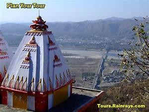 Chandi Devi Temple, Haridwar - JungleKey.in Image