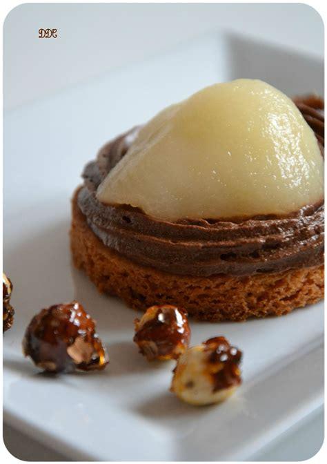 comme une tartelette choco poire sabl 233 breton mousse au chocolat de p herm 233 poire et