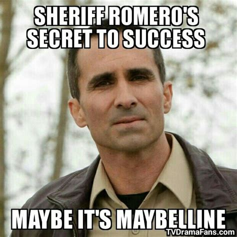 bates motel meme sheriff romero nestor carbonell