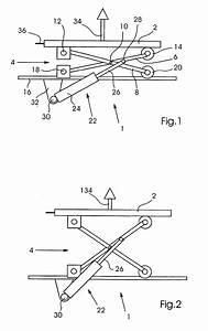 Scherenhubtisch Berechnen : patent ep1275611b1 scherenhubtisch google patents ~ Themetempest.com Abrechnung