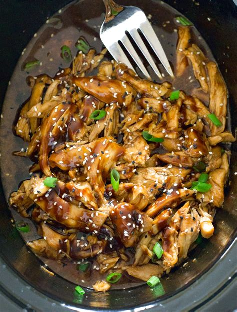cooker slow chicken garlic honey recipes easy crockpot pot cooked crock recipe cook sauce chef healthy savvy breasts dinner cooking