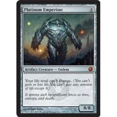 Magic The Gathering Golem Deck by Magic The Gathering