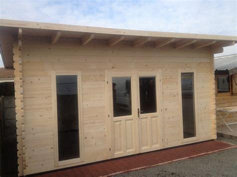 construire un bureau en bois bureaux de jardin sans permis de construire