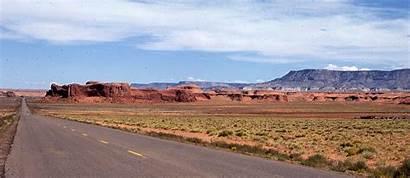 Navajo Nation Mesa Lands Arizona North Azgs
