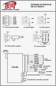 Salnesracing  Conexi U00d3n Kit Cierre Centralizado Golf Iv