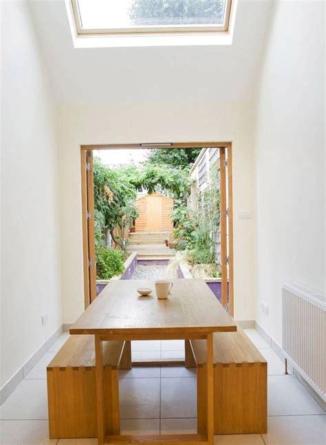 narrow dining tables ideas  pinterest