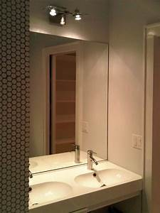 Penny Tile IKEA Sinks Pocket Door