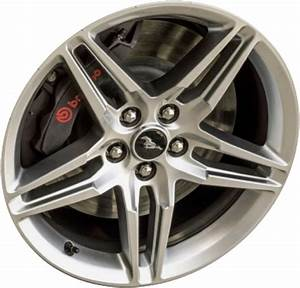 Ford Mustang 10162H OEM Wheel   JR3Z1007H   JR3C1007FB   JR3CFB   OEM Original Alloy Wheel