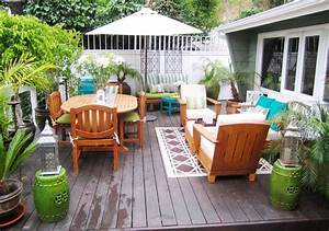 3 affordable patio decor tips interior decorating colors for Outdoor patio decor