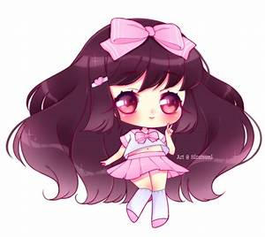 Simple Chibi - Cute Girl by Hiratsumi on DeviantArt