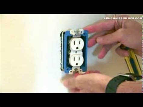 install electrical box extenders  tile  stone youtube