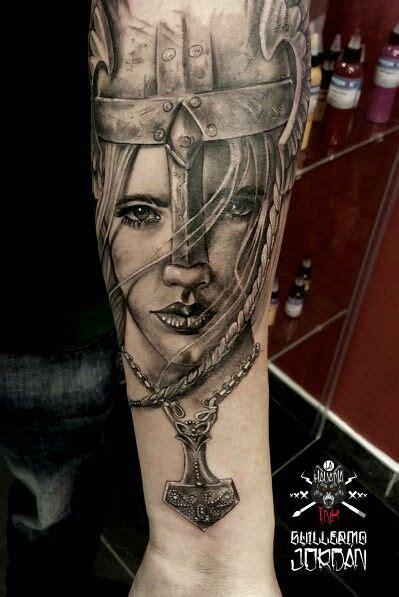 Information About Viking Woman Warrior Tattoos Yousense Info