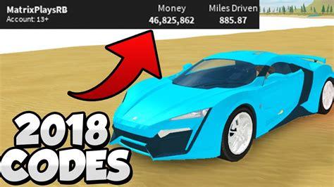 updated  codes  vehicle simulator working