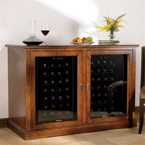 refrigerated wine cabinet refrigerated wine cabinet furniture taraba home review