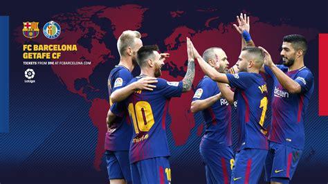 Assistir getafe X barcelona ao vivo em HD 16/09/2017 - campeonato espanhol