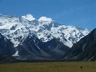 Southern Alps New Zealand Mountains