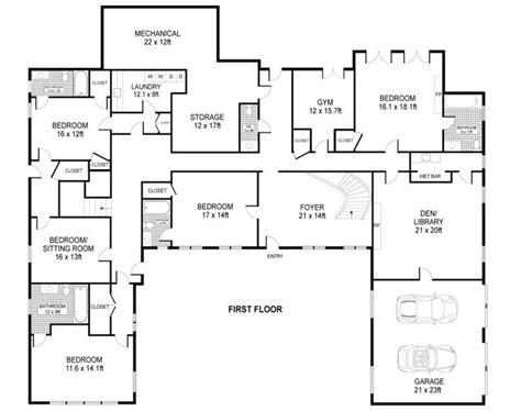shaped house plans single level shaped house plans shaped house plans pool house plans