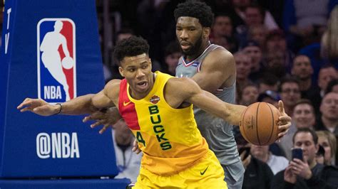 NBA scores, highlights, results: Giannis outduels Embiid ...