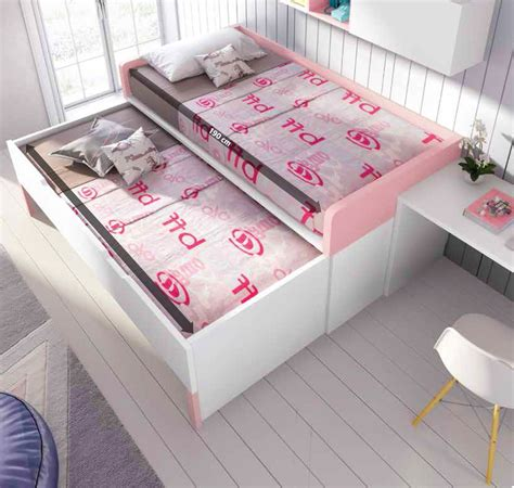 lit gigogne avec bureau chambre ado fille avec lit gigogne glicerio so nuit