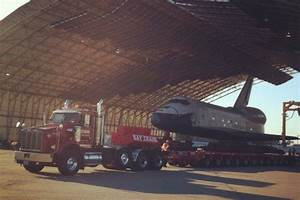 Full Schedule: Space Shuttle Enterprise On the Move from ...