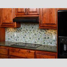 Recycled Glass Backsplash For Kitchens  Kitchentoday